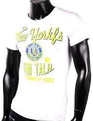Herren T-Shirt Shirt NEW YORK shirt Tanktop Tank top T shirt poloshirt (Die T-shirts fallen eine nummer zu klein aus) Achutung XXXL ist XL