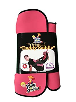 Pony Up Daddy Saddle - Princess Pink 2