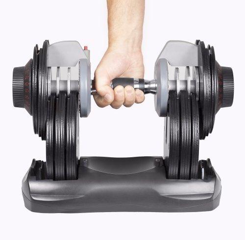 Kurzhanteln mit einstellbarem Gewicht im Test (5 bis 32,5 kg) - 4