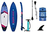 Aztron Terra 10.6 Double Double Sup Stand Up Paddle Board Set Oferta, Board+Style ALU Paddel+Leash