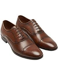 next Hombre Con Cordones Formal Oficial Zapatos De Vestir Estilo Oxford