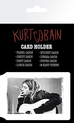 GB eye LTD, Kurt Cobain, Smoking, Porte Carte
