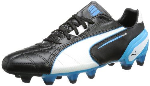 Puma Men   s 102669-10 Football Black Size  7 UK