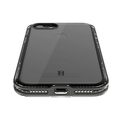 Xqisit Schutzhülle NUSON XCEL für Apple iPhone 7 Grau (grey)