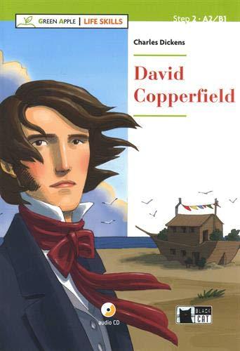David Copperfield+cd Life Skills New 2018 (Green Apple - Life Skills) - New Green Apple