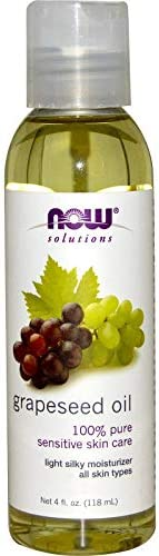 Now Foods, Solutions, Grapeseed Oil, 4 fl oz (118 ml)