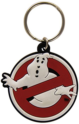 Pop Art Products - Portachiavi - Ghostbusters - logo in Gomma - 5050293380940