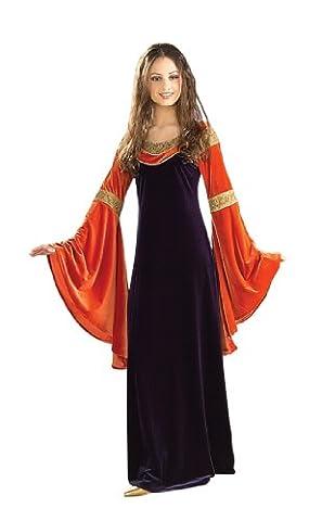 Herr der Ringe LARP Damen Kostüm Elben Prinzessin Arwen (Arwen Von Herr Der Ringe Kostüm)