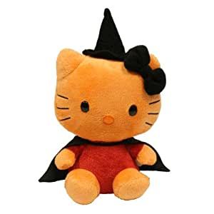 TY Hello Kitty Halloween Witch