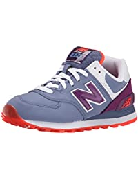 New Balance Classics Women's 574 - Glacial Persian Purple Sneaker 12 B - Medium