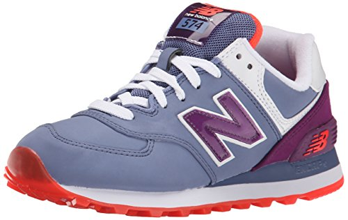 New Balance WL 574 SLX Persian Purple Violet violet (Nubuck Persian Purple)