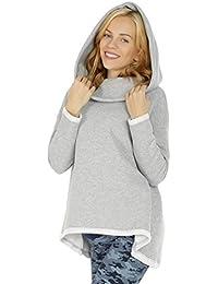 Nitis Umstandsmode - Sudadera con capucha - Básico - para mujer