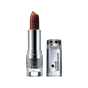 Lakme Enrich Satins Lip Color, Shade M423, 4.3 g
