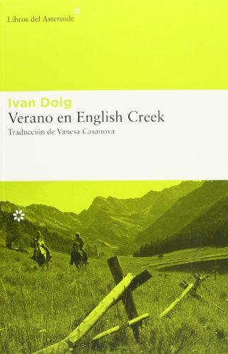 Verano En English Creek (Libros del Asteroide)