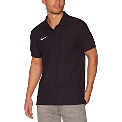 Nike Team Core T- T-Shirt Homme, Noir/Blanc, FR (Taille Fabricant : 2XL)