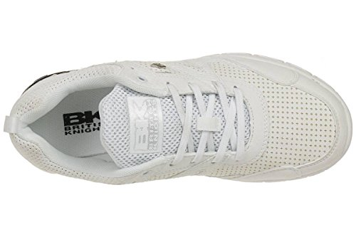 British Knights Demon, Sneakers basses femme white