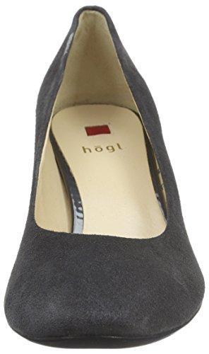 Högl 2- 10 5002, Escarpins femme Gris - Grau (6600)