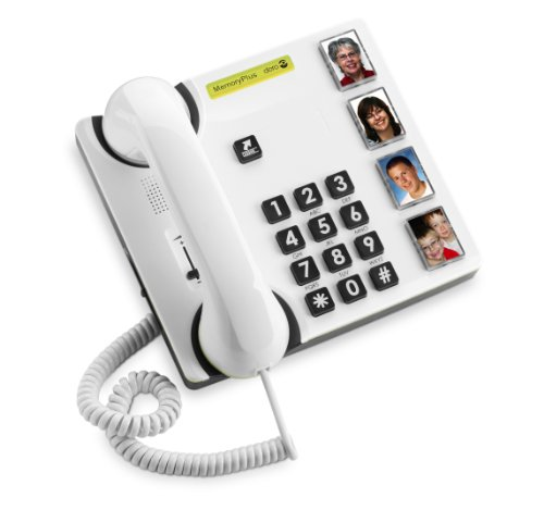 Doro 319PH MemoryPlus téléphone amplifié