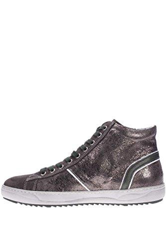 Nero Giardini Donna Sneaker A616250D-103 Sneaker alta Antracite