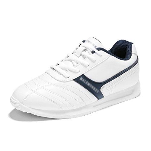 Blu Asc Bianco Molla Corsa Studentessa Scuro Piatto 40 Taglia Piana A Bianco colore Scarpe Casual Sport qqYzEn7r