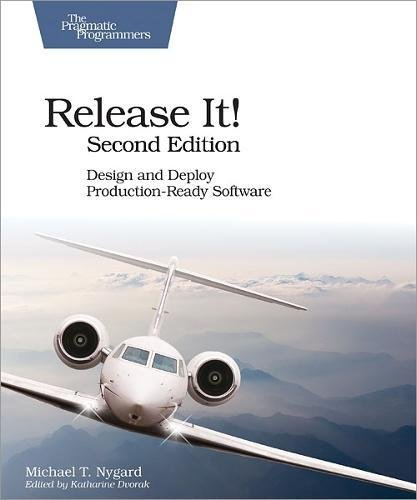 Produktbild Release It!: Design and Deploy Production-Ready Software