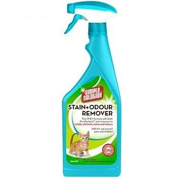 Solution simple cat anti-taches et anti-odeurs 750ml