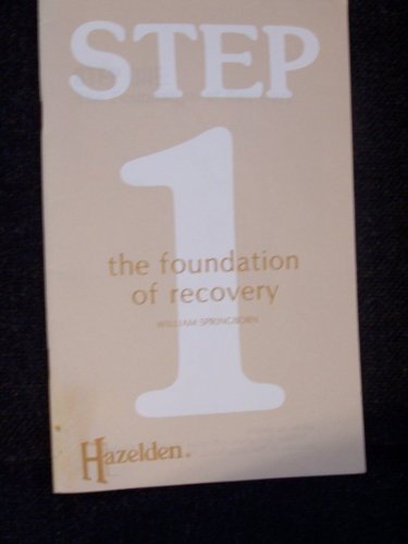 Free Step 1 AA Foundation Of Recovery Hazelden Classic