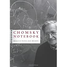 Chomsky Notebook (Columbia Themes in Philosophy)