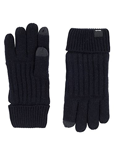 Bench Herren Handschuhe E-Tip Glove, Schwarz (Black Beauty Bk11179), One size