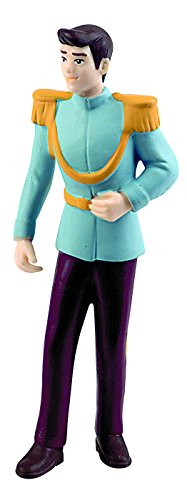 Disney Und Prinzessinnen Prinzen (Bullyland 12489 - Spielfigur - Walt Disney Cinderella - Prinz, ca. 11)