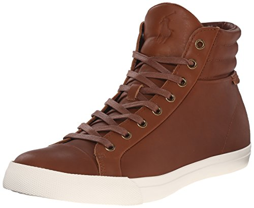 Polo Ralph Lauren Geffron-sk Fashion Sneaker Tan