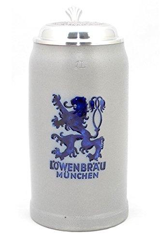 steinkrug-lwenbru-salzglasiert-mit-zinndeckel-10-liter