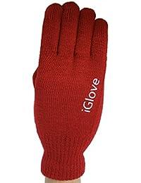 Official iGlove Unisex Touchscreen Gloves - Smartphones Tablets SatNav 5 Tip - UK Seller
