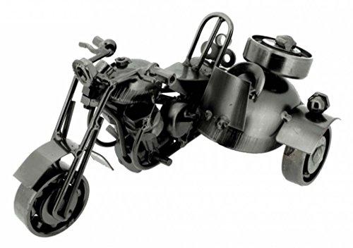 Schraubenfigur Chopper Gespann