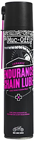 Muc-Off Motorcycle Ceramic Chain Lube 400ml