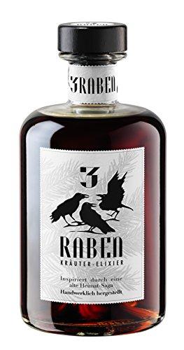 Scheibel 3 Raben Kräuter-Elixier 1er Pack (1x 0,5 l) -