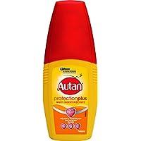 Autan Insektenschutz-Pumpspray für Körper und Gesicht, Zum Schutz vor heimischen Mücken, Stechfliegen und Zecken... preisvergleich bei billige-tabletten.eu
