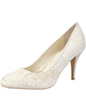Menbur Wedding Adriana 04612, Scarpe con tacco da sposa