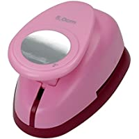 efcoPerforadora de círculo, 50mm, Color Rosa