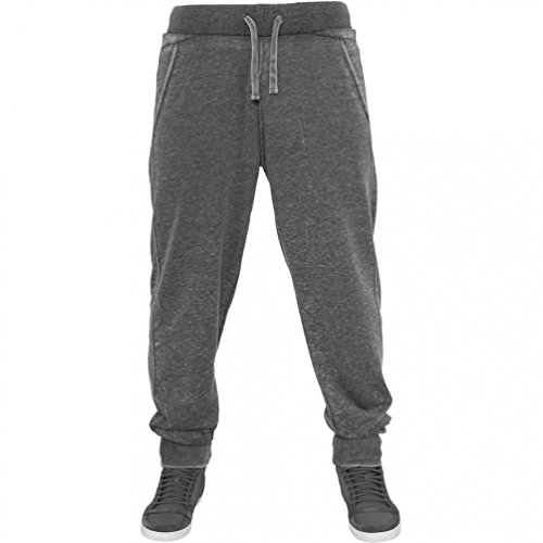 Burnout Sweatpants skyblue
