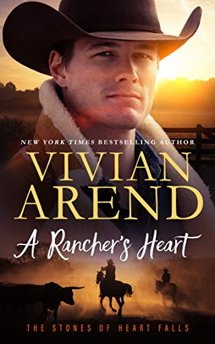 A Rancher's Heart (The Stones of Heart Falls Book 1) (English Edition)