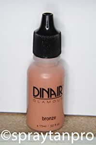 Glamour Color Shades 1/2 oz/15ml. by Dinair Airbrush Makeup