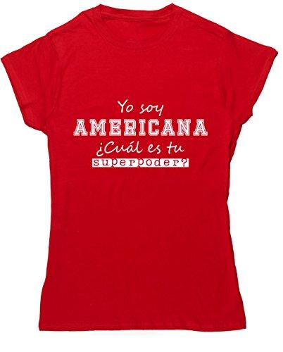 hippowarehouse-yo-soy-americana-cual-es-tu-superpoder-camiseta-manga-corta-ajustada-para-mujer
