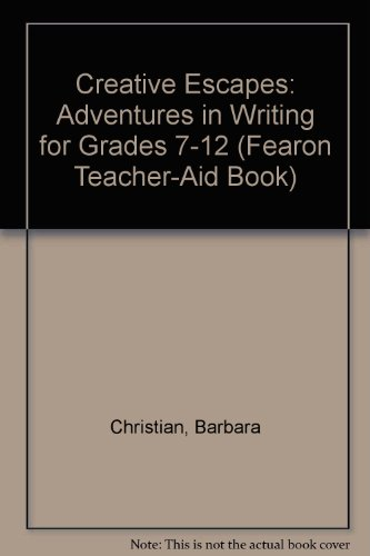 ventures in Writing for Grades 7-12 (Fearon Teacher-Aid Book) ()
