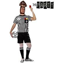 Disfraz para Adultos Th3 Party 5275 Perro árbitro de fútbol