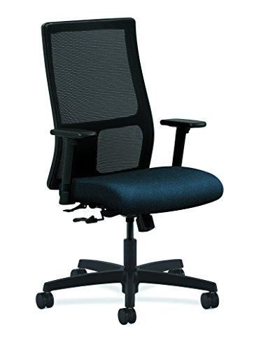 HON Zündung Serie mid-back Arbeit Stuhl–Mesh Computer Stuhl für Büro Schreibtisch, blau (hiwm1)