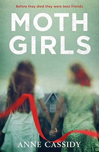 book cover of Moth Girls