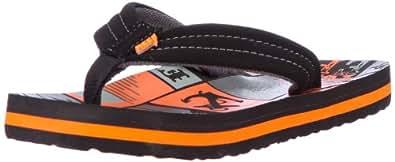 Reef Toddler Ahi Shaka Jelly Flip And Thong  Sandal Kids R2345SKI, 3/4 US, 2/3 UK
