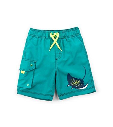 Hatley Boy's Board Swim Shorts