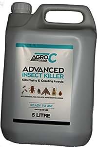 Carpet Beetle Advanced killing poison spray treatment 5L